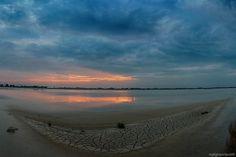 Blue sunset by margheorlandi