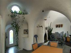 Les maisons organiques de Peter Vetsch (suisse)