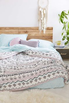 ChicDecó: | Understated Boho-chic Bedroom Decor