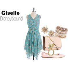 Giselle Disneybound.