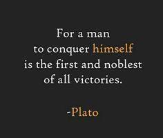 Plato. The first Teacher.