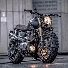 Scramblers & Trackers | @scramblerstrackers |... #overbold #caferacer #motorcycle #bratstyle #bobber #custom #bcn #bikes #motorbike #bespoke #handmade #caferacer #overboldmotorco #tracker #streettracker #flattracker #honda #yamaha #suzuki #ossa #triumph #bmw #guzzi #motoporn #lifestyle #cafexxx #dirttrack #flattracker