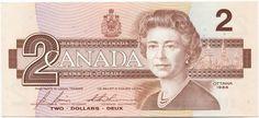2 Dollars 1986 (Elizabeth II)