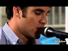 One of my fave songs that he sings. Darren Criss RollingStone.Com Acoustic Performance Misery/This Love