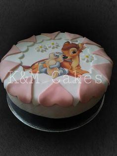 BAMBI & THUMPER CAKE-K&M Cakes
