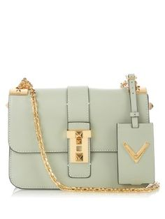 1bc8843fe17c B-Rockstud smooth-leather shoulder bag