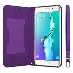 ARAREE Canvas Diary Cell Phone Case for Samsung Galaxy S6 Edge Plus - Retail Packaging - Pansy Purple araree http://www.amazon.com/dp/B013OURP8C/ref=cm_sw_r_pi_dp_QfH-vb159CTA1