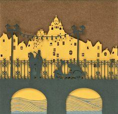 Paris Vespa Papercut, illuminated tableau edition http://www.helenedruvert.net/files/gimgs/41_paris.jpg