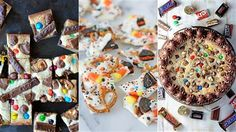Cookies, bark and 5 other treats to make with your leftover Halloween candy - TODAY.com