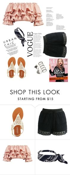 """""""sunday summer"""" by maria143sara on Polyvore featuring Olivia Miller, Chicwish and Boohoo"""