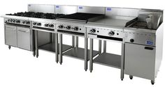 We are a large supplier of commercial refrigetation, dishwashers and cooking equipment in the hospitality Industry for the Australia wide market.