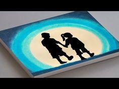 YouTube Oil Pastel Paintings, Oil Pastel Drawings, Oil Pastels, Art Painting Gallery, Diy Painting, Disney Tattoos Mickey, Raksha Bandhan Drawing, Rakhi Greetings, Drawing Ideas List