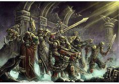 Inquisitors Henchmen by mr-nick.deviantart.com on @deviantART