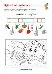 buchstabenrätsel - sprichwort - buchstabenspiele für kinder | vorschule, rätsel für kinder und