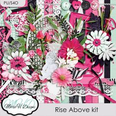 Welcome to our daily download! For Sept. 1-7, you can collect all of the pieces of this mini kit from Marie H Designs. Each day, you will get a few pieces. You can find the daily downloads for each day in her storeHERE.(Note: The preview is of the full kit that