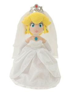 Little Buddy 1692 Super Mario Odyssey: Peach Bride (Wedding Style) Plush, Multi-Colored Mario Hat, Mario Toys, Super Mario Games, Super Mario Bros, Super Mario Sunshine, Barbie Birthday, Birthday Stuff, Birthday List, Birthday Presents