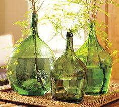 60 Best Demijohn Images Antique Glass Bottles Glass