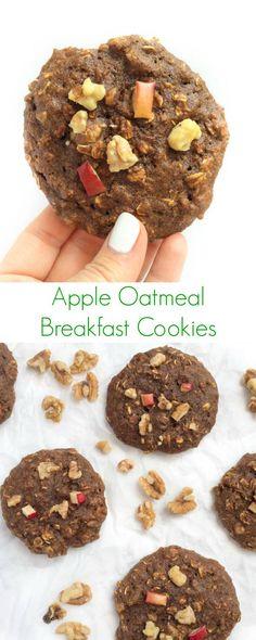 Apple Oatmeal Breakf