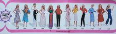 https://flic.kr/p/gnj8R5 | booklet barbie 1979 fashion collectibles
