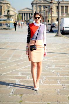 Meu look – Paris style!