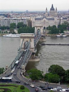 Welcome to The Heart of Europe – Budapest