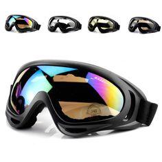 a79fd2291f Windproof Skiing Eyewear UV400 Glasses Goggles Sports Eyewear Anti Fog Snow  Snowmobile Snowboard Ski Et Snowboard