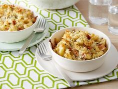 Get Ina Garten's Grown Up Mac and Cheese Recipe from Food Network - Anna Finlon uses Uli's Men's Room Sausage