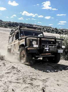 110 V8 Land Rover
