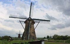 Moinhos de Kinderdijk - Moinhos de vento - Holland.com