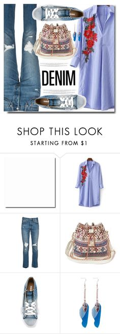 """for walk"" by soks ❤ liked on Polyvore featuring Levi's, Diesel and polyvoreeditorial"