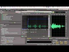adobe audition multiband compressor broadcast preset