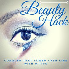 Need to apply mascara to your lower lash line and NOT get it on your face this time? Try a Precision Tip @qtips for an easy application. Check out more Q-tips beuaty hackson their instagram page http://ooh.li/425db2d #beautyqtips #spon