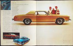 1974 FORD LTD BROUGHAM * LTD * GALAXIE 500 * CUSTOM 500 AND STATION WAGON HIGHLIGHTS