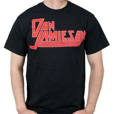 OFFICIAL ~ DON JAMIESON Logo T-Shirt