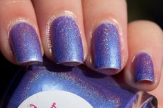 Lilac Lovely from The Colour My World Collection by LilypadLacquer, $11.00 Ordered 10 September 2013