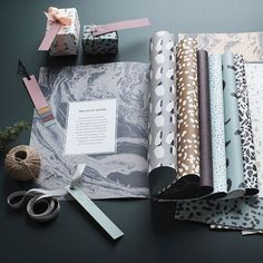 Gift Wrapping Book 11 sheets