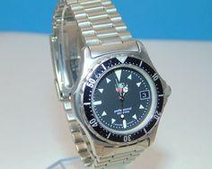 Stunning TAG HEUER Professional women's quartz watch – box+new parts 973.013R