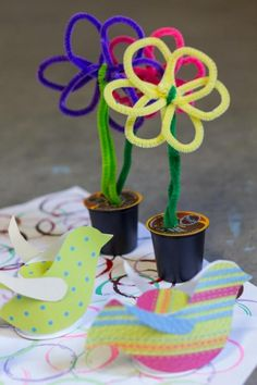 3 Fun K-Cup Pack Art Projects for Kids