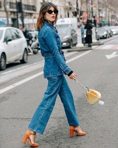 Quelles seront les chaussures phares de ce printemps? Suivez le guide (et littéralement ces filles de la mode sur Instagram).