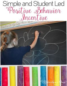 Positive Behavior Management Idea that is simple to use and the students love taking ownership of it! Loved it for my first grade class!