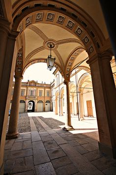 Palazzo Anguissola di Grazzano, Piacenza