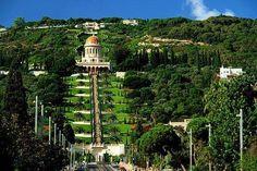 Shrine of the Báb in Haifa, Israel