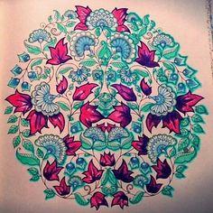 Resultado De Imagen Secret Garden Johanna Japanese Coloured BookSecret Coloring