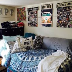 boho dorm ideas