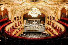 Teatro dell'Opera di Zurigo.