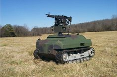 The Gladiator Tactical Unmanned Ground Vehicle (TUGV)