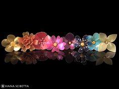 Rainbow Flowers - Hana Scibetta