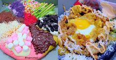 Black or Rainbow then you can choose ur fav toppings MOL For more info & order check BIO. #mamimol #firstinpalembang #pizza #pizzamol #pizzaburger #pizzatopping #black #rainbow #food #foodie #foodstagram #foodtruk #foodtrailer #dessert #dessertstagram #plglipp #makanapaplg #jajankekinian #jajanpalembang #feastitpalembang #palembang #palembangup #gojek #gofood #gomart #gojekpalembang by amandapuutri