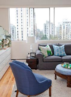 42 m² con mucho estilo en West End, Vancouver