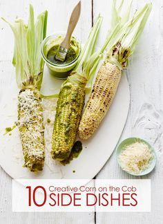 #Corn on the cob is a delicious, versatile side dish for this weekend's #cookout.